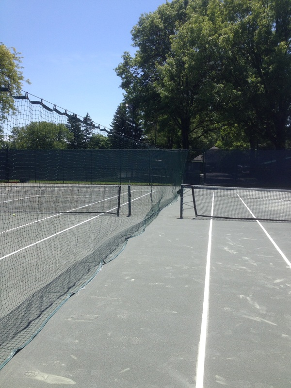 Total Tennis Netting Total Tennis Inc Tennis And